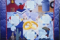 Cuneo Anniversary Quilt - Cuneo Family